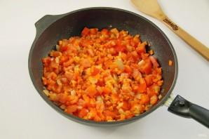 Минтай с рисом в духовке - фото шаг 5