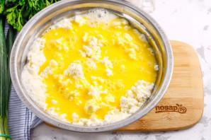 Домашний сыр без молока - фото шаг 5