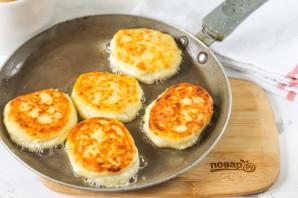 Сырники с содой - фото шаг 6