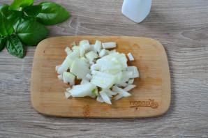 Куриный суп с вермишелью и яйцом - фото шаг 4