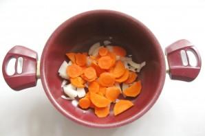 Баклажаны с кабачками в томатном соусе - фото шаг 1