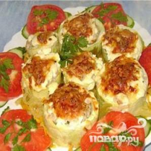 Фаршированные овощи или овощное ассорти - фото шаг 6