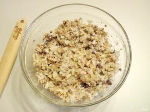 Расстегаи с сайрой и рисом - фото шаг 4