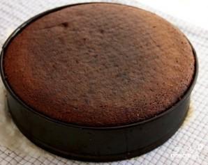 Шоколадно-творожный торт - фото шаг 14