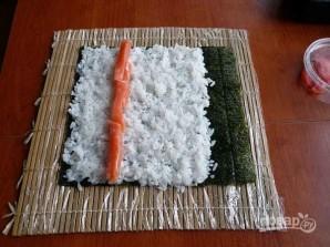 Суши запеченные - фото шаг 3