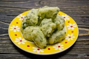 Картофельные ньокки со шпинатом и укропом - фото шаг 7