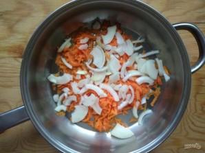Тушеная пекинская капуста с морковью - фото шаг 6