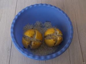 Соленые лимоны - фото шаг 4