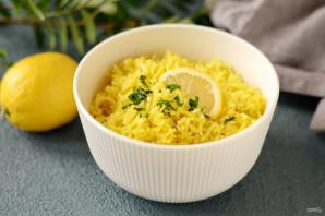 Нимбу чавал (лимонный рис) - фото шаг 7