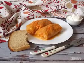 Голубцы в томатно-сметанном соусе - фото шаг 13