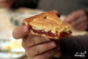 Пирог с повидлом - фото шаг 5