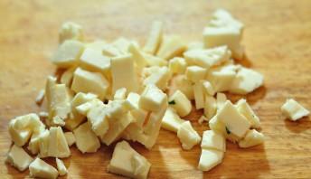Суп-пюре грибной с сыром - фото шаг 4