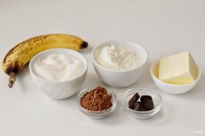 Шведский шоколадный пирог - фото шаг 1
