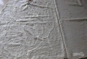 Лаваш с майонезом - фото шаг 1