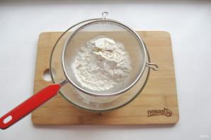 Дрожжевое тесто для чебуреков - фото шаг 7
