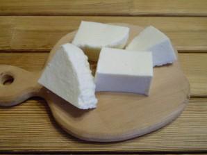 Закуска с сыром и чесноком - фото шаг 3