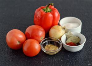 Кетчуп без уксуса на зиму - фото шаг 1