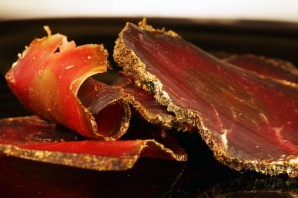 Вяленый балык из говядины на коньяке - фото шаг 7