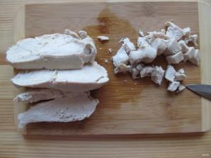 Картофельные ньокки с курицей и сыром - фото шаг 3