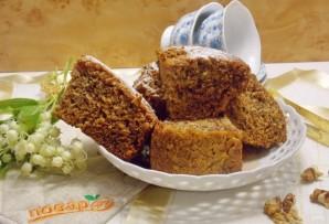 Медово-ореховый пирог на кефире - фото шаг 10