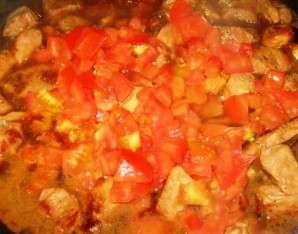 Суп с жареным мясом - фото шаг 2