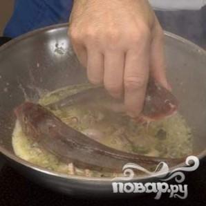 Суп из морепродуктов (Cacciucco alla livornese) - фото шаг 4