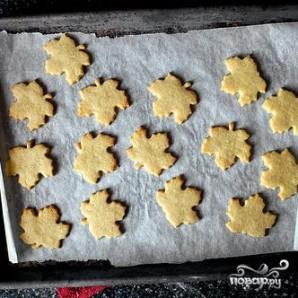 Печенье с мускатным орехом и кленовым сиропом - фото шаг 5