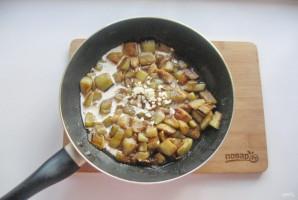 Баклажаны в сливочном соусе - фото шаг 8