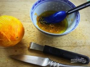 Утка с розмарином и апельсинами - фото шаг 9