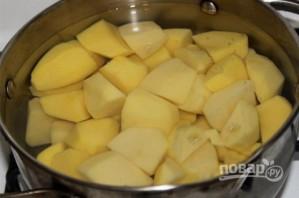 Картофельная запеканка в аэрогриле - фото шаг 1