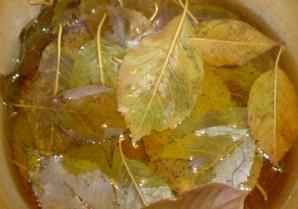 Сироп из черноплодной рябины - фото шаг 1
