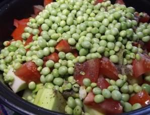 Овощное рагу в духовке - фото шаг 6
