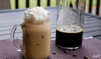 Холодный кофе - фото шаг 6