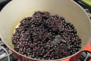 Варенье из смородины на зиму - фото шаг 2