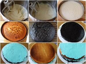 """Торт """"Аватар"""" - фото шаг 1"""
