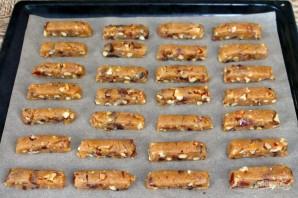 Печенье с орехами и финиками - фото шаг 7