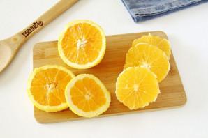 Апельсиновый компот на зиму - фото шаг 3