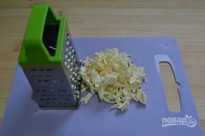 Салат с сардиной и сыром - фото шаг 4