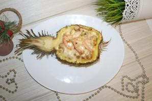 Фаршированные ананасы - фото шаг 16