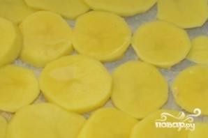 Мясо с картофелем в фольге - фото шаг 4