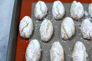 Миндальное печенье (классический рецепт) - фото шаг 6