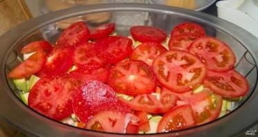 Индейка в пароварке с овощами  - фото шаг 2