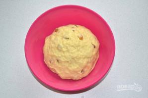 Тесто для куличей на сухих дрожжах - фото шаг 8
