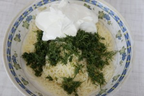 Бризоль с сыром - фото шаг 3