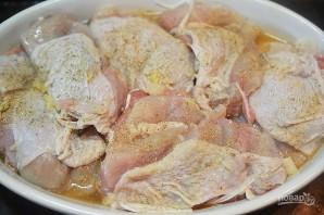 Курица с финиками по-магрибски - фото шаг 8
