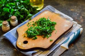 Салат с булгуром и тунцом - фото шаг 4