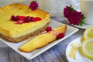 Ароматный лимонный чизкейк - фото шаг 6