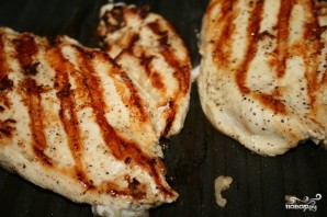 Паштет из куриного мяса - фото шаг 5
