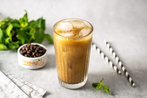 Холодный кофе - фото шаг 7