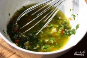Маринад для овощей на гриле - фото шаг 3
